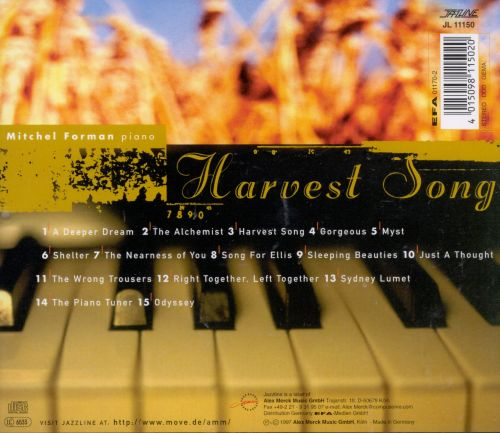 Harvest Song