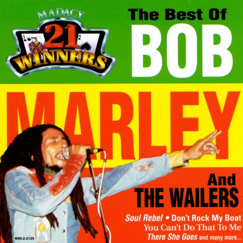 The Best of Bob Marley & the Wailers [Excelsior]