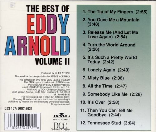 The Best of Eddy Arnold, Vol. 2