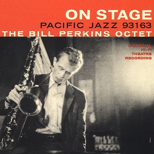 The Bill Perkins Octet on Stage