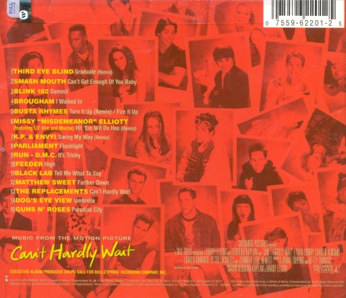 Can't Hardly Wait [Original Soundtrack]
