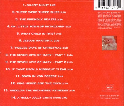 Christmas Eve with Burl Ives [1998]