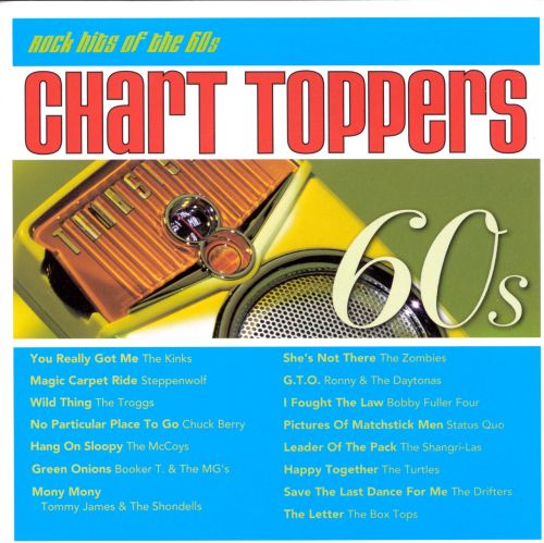 Chart Toppers: Rock Hits of the 60s