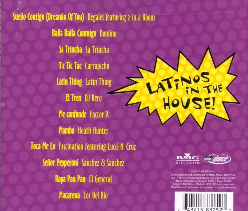 Latinos in the House