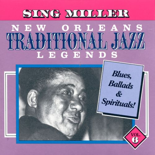 Traditional Jazz Legends, Vol. 6