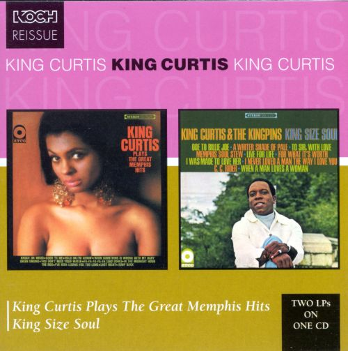 Plays Great Memphis Hits/King Size Soul