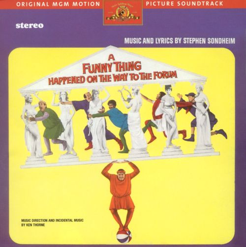 Funny Thing Happened on the Way to the Forum [Original Soundtrack]