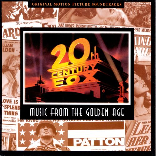Music from the Golden Age of 20th Century-Fox