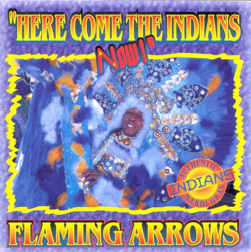 Here Come the Indians Now!