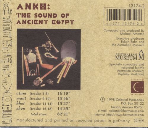Ankh: The Sound of Ancient Egypt