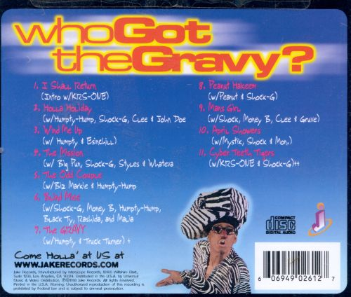 Who Got the Gravy?