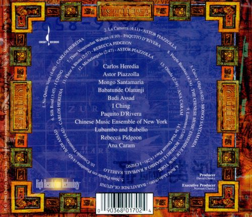 Songs of the World [Chesky]