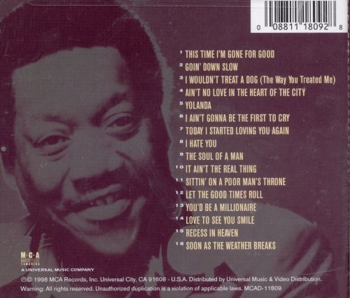 Greatest Hits, Vol. 2: The ABC-Dunhill/MCA Recordings
