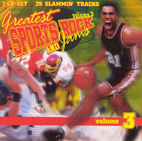 Sports Rock & Jams, Vol. 3