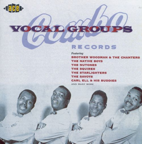 Combo Vocal Groups, Vol. 1