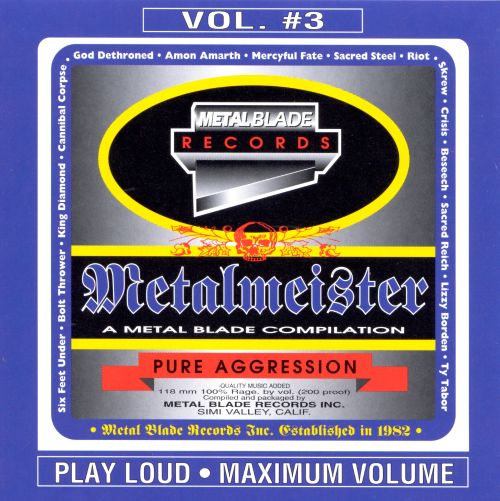 Metalmeister, Vol. 3