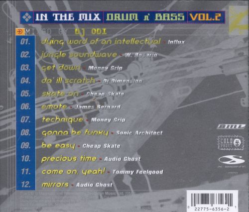 In the Mix: Drum N Bass, Vol. 2