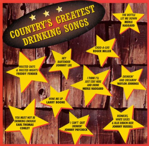 Country's Greatest Drinking Songs