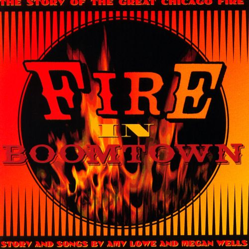 Fire in Boomtown