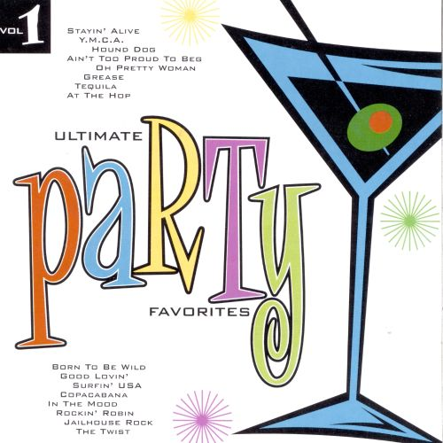 Ultimate Party Favorites, Vol. 1