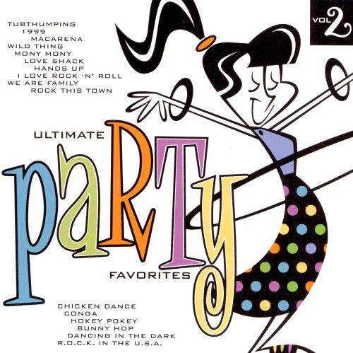 Ultimate Party Favorites, Vol. 2