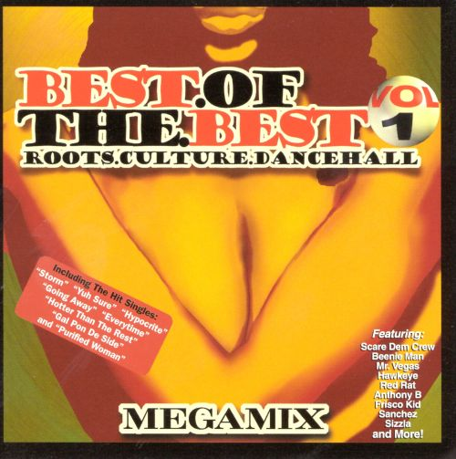 Best of the Best, Vol. 1: Roots Culture Dancehall