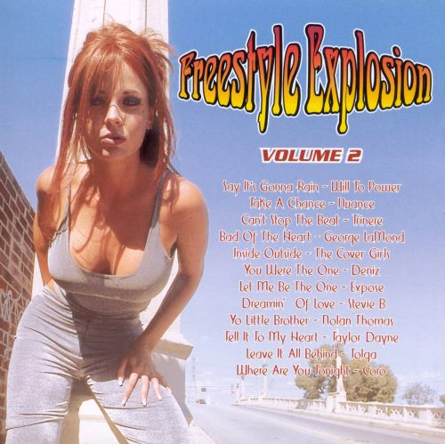 Freestyle Explosion, Vol. 2