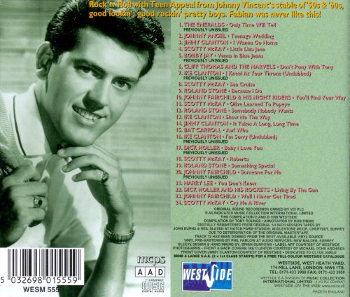 Not Just A Pretty Face A Pompadour Various Artists Songs
