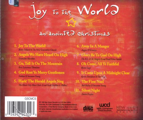 Joy to the World: An Anointed Christmas