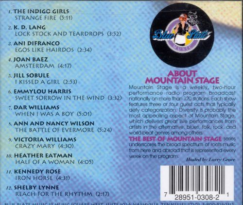 Women: Live from Mountain Stage