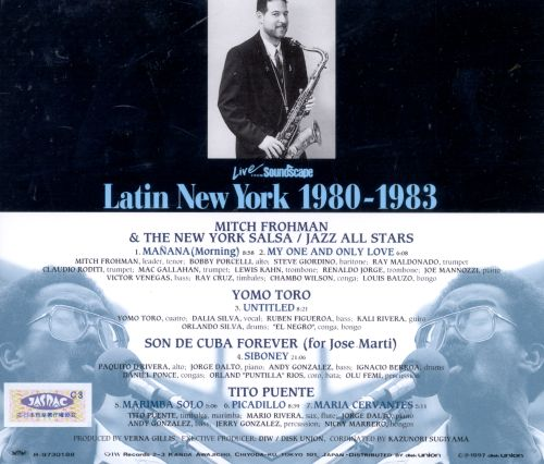Live from Soundscape: Latin New York 1980-1983