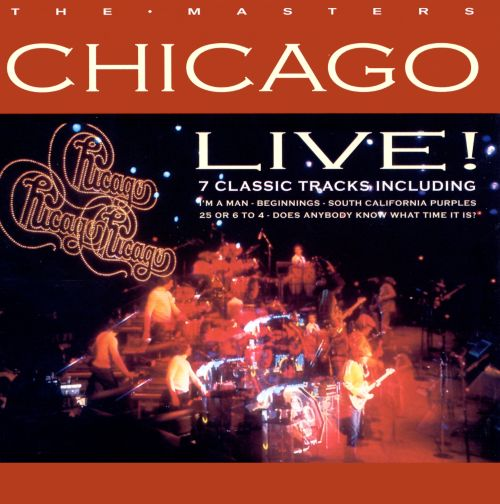 The Masters: Chicago Live