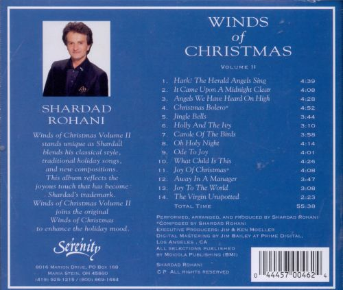 Winds of Christmas, Vol. 2