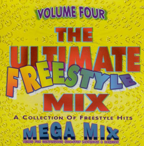 Ultimate Freestyle Mix, Vol. 4