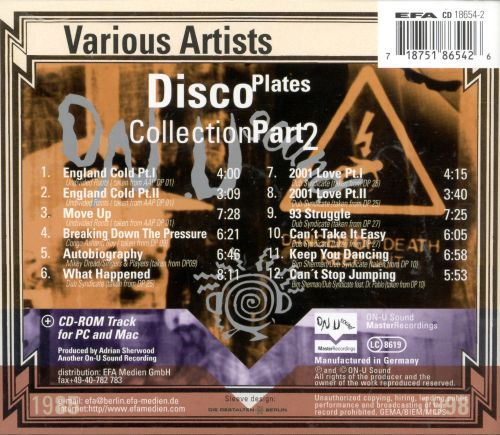Disco Plate Collection, Vol. 2