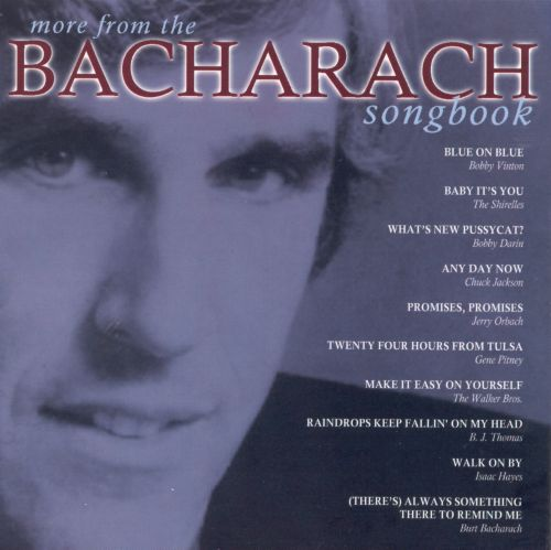 More from the Bacharach Songbook