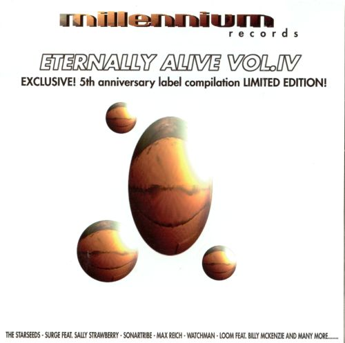 Eternally Alive, Vol. 4