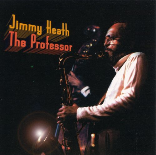 Image result for Saxophonist Jimmy Heath the professor
