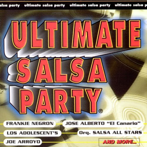 Ultimate Salsa Party, Vol. 1