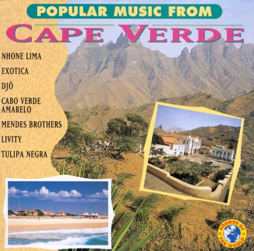 Popular Music from Cape Verde