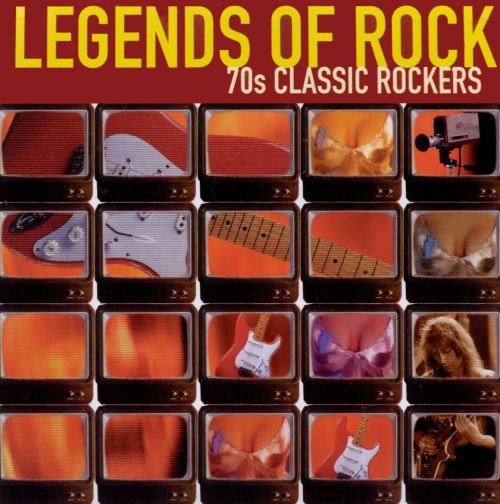 Legends of Rock: '70s Classic Rockers