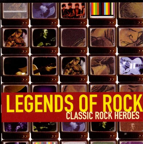 Legends of Rock: Acoustic Superstars