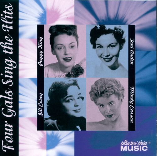 Four Gals Sing the Hits
