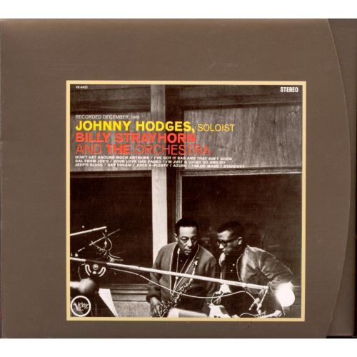 Johnny Hodges with Billy Strayhorn and the Orchestra