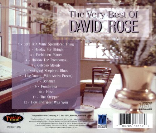 The Very Best of David Rose