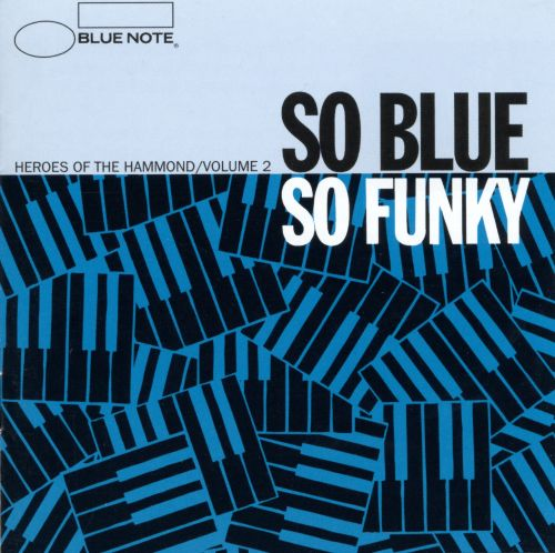 So Blue, So Funky, Vol. 2