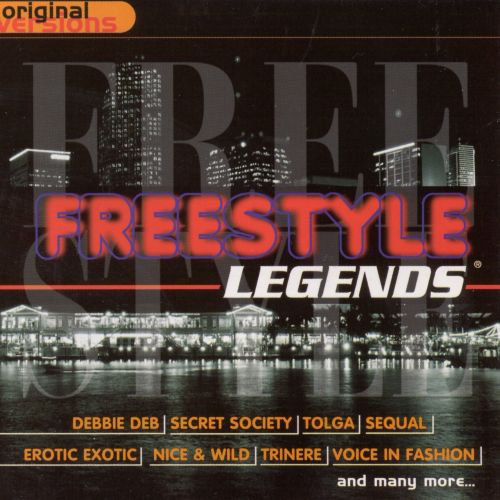 Freestyle Legends [Max Music]