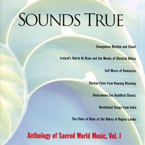 Anthology of Sacred World Music, Vol. 1