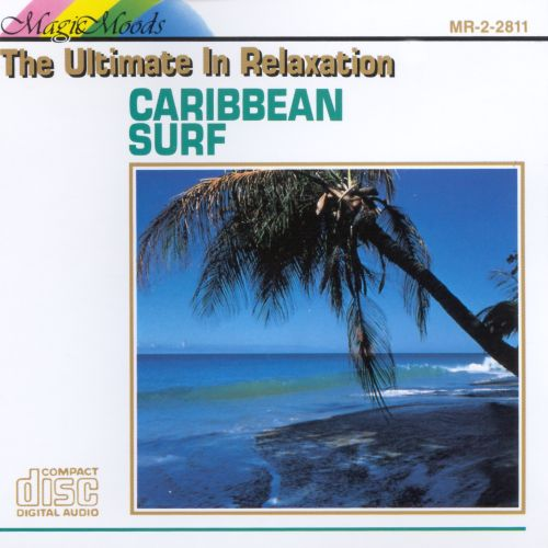 Nature Whispers: Caribbean Surf