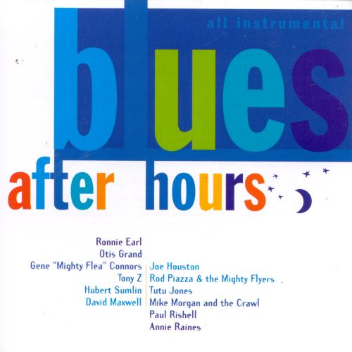 Blues After Hours [Easydisc]
